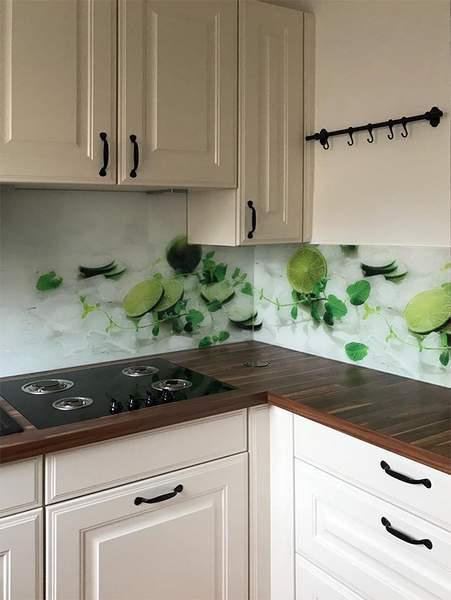 Massgefertigte Kuchenruckwande Und Arbeitsplatten Aus Glas Glaserei Salzinger